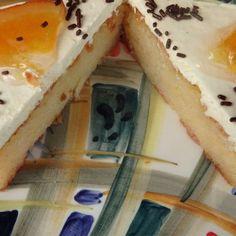 portokalopita_syntagh Tiramisu, Cheesecake, Ice Cream, Pudding, Cooking, Ethnic Recipes, Desserts, Food, No Churn Ice Cream