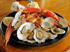 Tropical Taste...Casual Place- at Goombays Grille & Raw Bar in Kill Devil Hills, NC | Outer Banks This Week