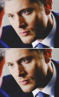 Jesus Christ...DEAN...your face! Stop that!! I can't!!![gifset] 10x11 There's No Place Like Home #SPN #Dean