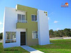 #conjuntosintegrales LAS MEJORES CASAS DE MÉXICO. En Grupo Sadasi, contamos con varios prototipos de vivienda como el modelo TRÉBOL, una amplia y cómoda casa acondicionada con sala, comedor, cocina, 3 recámaras con espacio para clóset, 2 baños y patio de servicio. Le invitamos a adquirir su nuevo hogar en nuestro desarrollo Los Almendros, ubicado en Yucatán. 01 (999) 9114000