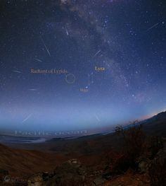 Yuri Beletsky posted this photo at EarthSky Facebook.  He wrote: