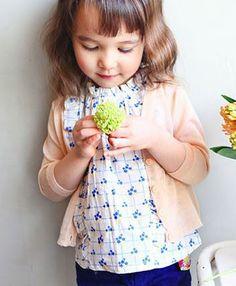 amberサマーカーディガン - 韓国子供服tsubomi かわいい輸入服のセレクトショップ