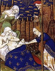 Women ben purifyid of her childeryn, the purification of women after childbirth in medieval England - Medievalists.net