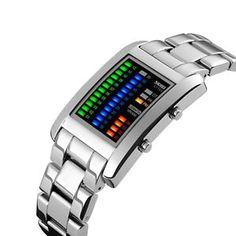 TOKYO FLASH STYLE DIGITAL BINARY LED WATCH FOR MEN  | eBay