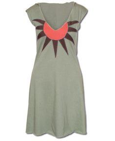 SoulFlower-NEW! On the Horizon Hoody Dress-$56.00 #liviniseasy @Soul Flower