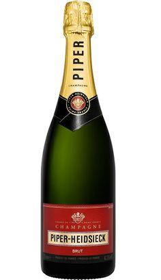 Produzido desde 1780, por Florens-Louis Heidsieck, filho de um pastor luterano Alemão. Mudou-se para Reims, em França, para ser comerciante de tecidos.  #champagne #Piper #Heidsieck #vinhopremier