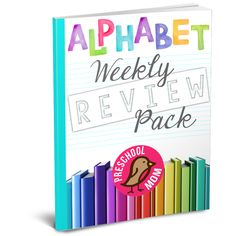 eBook PDF format only Sample Pages Letter of the Week Simplified! Over 650 pages of downloadable resources for teaching children the Alphabet one week at a time.For each letter of the alphabet you'll receive 25 pages of activities, worksheets, charts, coloring pages, math explorations and more. Designed to keep the prep work to a minimum, our letter of the week Alphabet Curriculum can be spread over 26 weeks. View the sample pages above for a sample 3 and 4 day schedule.Suggested age…