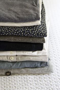 There are tons of ways to reduce clutter in the closet and money spent on clothing. One way to do it is embrace the Capsule Wardrobe. Call it the KonMari effect or just preparation for new year's resolutions, but this closet organizing method is perfect for small spaces or any storage area alike.