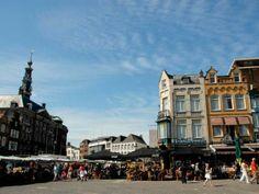 De markt - 's Hertogenbosch