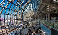 Popular on 500px : Bangkok Airport by hebu