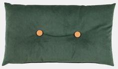 Möbelsammet mörkgrön - STOFF & STIL
