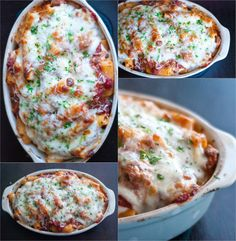 Baked Ziti with Sweet Italian Sausage