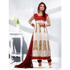 Fashionable Salwar Suit MJ 533 16993 - Online Shopping for Salwar Suit by India saree mart