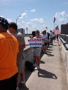 More Americans protesting Doral Beach Fl