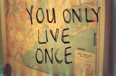So change someones life...