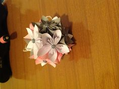 My first origami