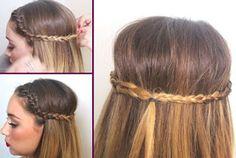 Peinados fáciles con trenzas que debes practicar | Estilizadas