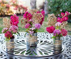 Easy Wedding Reception Decorations   ... wedding table decorations Affordable Wedding Decoration Ideas