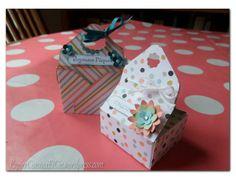 petite boite à l'insta'enveloppe punch envelope