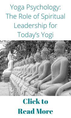 Yoga Psychology: The Role of Spiritual Leadership for Today's Yogi Online Yoga Teacher Training, Spiritual Leadership, Exercises, Yoga Workouts, Yoga Fashion, Yoga Fitness, Psychology, Spirituality, Yoga Everyday