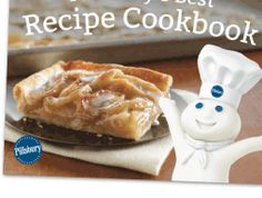 Pillsbury's Best Recipe Coookbook