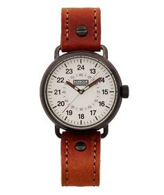 7f0637255a96 Shop Barbour International Brown Leather Strap Watch at ASOS. Outdoor and  Country · Our Top Summer Sale Picks