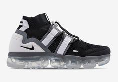 official photos 953f3 a86b2 Nike Vapormax Utility BlackWhite AH6843-003 Release Info