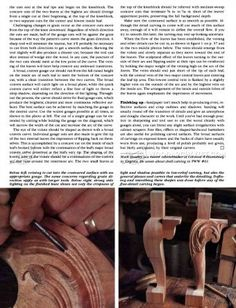 #2641 Carving Cabriole Leg - Furniture Legs Construction Wood Carving