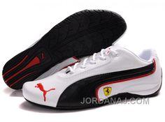http://www.jordanaj.com/mens-puma-ferrari-in-black-white-red-top-deals.html MEN'S PUMA FERRARI IN BLACK/WHITE/RED TOP DEALS Only $76.00 , Free Shipping!