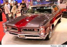 Muscle Cars  66 GTO ~ 1966 my favorite year!