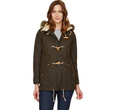 Propulsion Coat from the Ursula collection Barbour Lifestyle