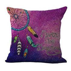 Dreamcatcher Throw Pillow Covers