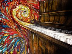 Music & Art are one.