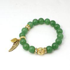 PandaHall Jewelry—Gemstone Bracelets    PandaHall Beads Jewelry Blog