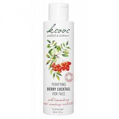 Agua limpiadora y tonificante de la marca kivvi cosmética natural