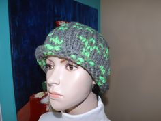 Great Knit a Hat With Circular Needles--video makes it super easy!