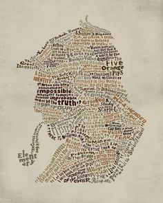 Sherlock Holmes creation  I think I have seen this before... but, it is still awesome.