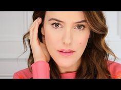 Quick Wakeup Makeup Tutorial by Lisa Eldridge with Lancôme - YouTube