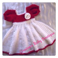 Baby girl Christmas dress very cute , children clothes by Creations23baby on Etsy https://www.etsy.com/listing/168087216/baby-girl-christmas-dress-very-cute