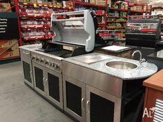 Outdoor Bbq Kitchens For Sale Check Out Good Bbq Supplies And Equipment At Texasbbqninja