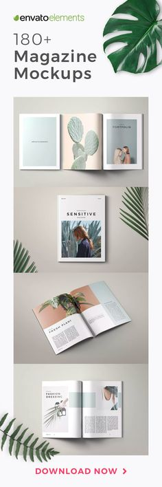 Unlimited Downloads of 2019s Best Magazine Mockups!