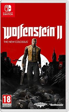 The New Colossus Steelbook No Game Making Things Convenient For The People Creative Wolfenstein Ii
