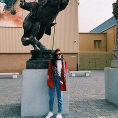 Harry potter museum ❤️ grabe sanay na sanay nako sa London Life. Alex G, Ootd, Fall Winter, Autumn, London Life, Taiwan, Casual Looks, Harry Potter, Bible