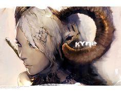 Kyrie #fantasy
