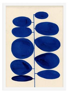 Leaf Dot, As Collective - Paintings - Art - Art & Mirrors | One Kings Lane