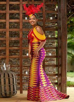 Items similar to African Clothing/ Ankara Dress/ Ankara Mixed print / Ankara Print/ on Etsy African Print Dresses, African Fashion Dresses, African Dress, African Outfits, Fashion Outfits, Fashion Ideas, Fashion Styles, Ankara Fashion, African Prints