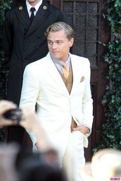 Mr. Jay Gatsby aaaaahhhhhhhhhhhh can't wait!!!!!!!