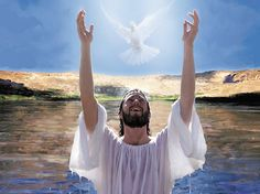 He is MY Beloved SON in Whom I Am well pleased.