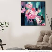 Source Textual Bloom Painting by United Interiors Interior Paint, Interior Design, Commercial Furniture, Paint Colours, Eclectic Style, Luxury Furniture, Color Trends, Home Art, Home Accessories
