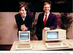 LOST INTERVIEW WITH STEVE JOBS REDISCOVERED  In 1984 Steve Jobs and John Sculley introduced the Mac computer to the public.  Shortly before that announcement Steve Levy, who at the time was a freelancer for Rolling Stone Magazine, conducted an interview with Steve.   Read the article here:  http://www.bobyeazel.ws/blog/30-year-old-lost-interview